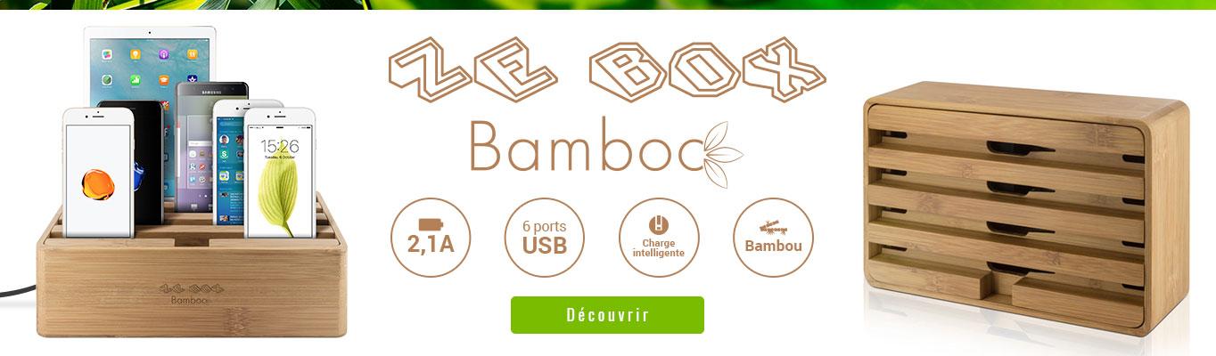 Ze Box Bamboo