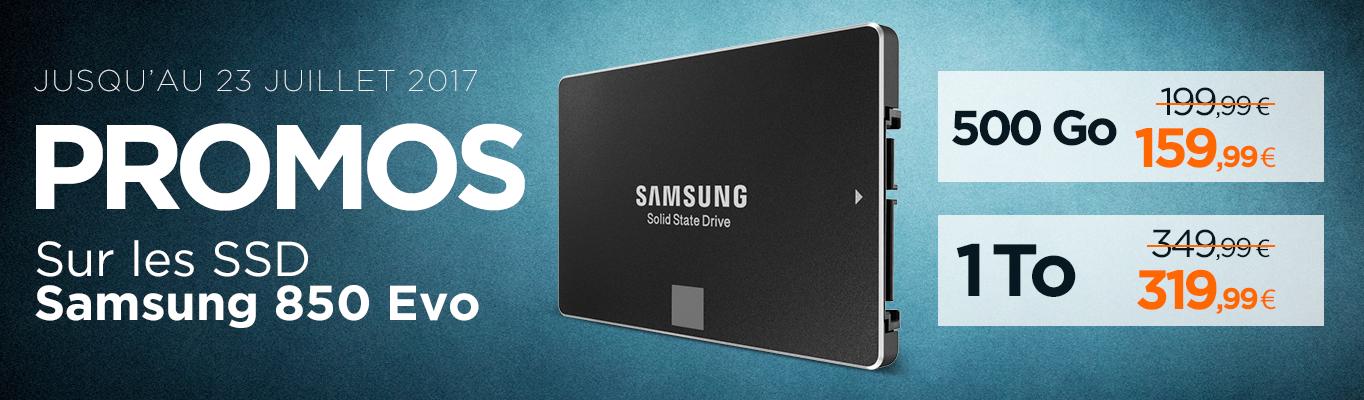 Promo SSD Samsung 850 EVO