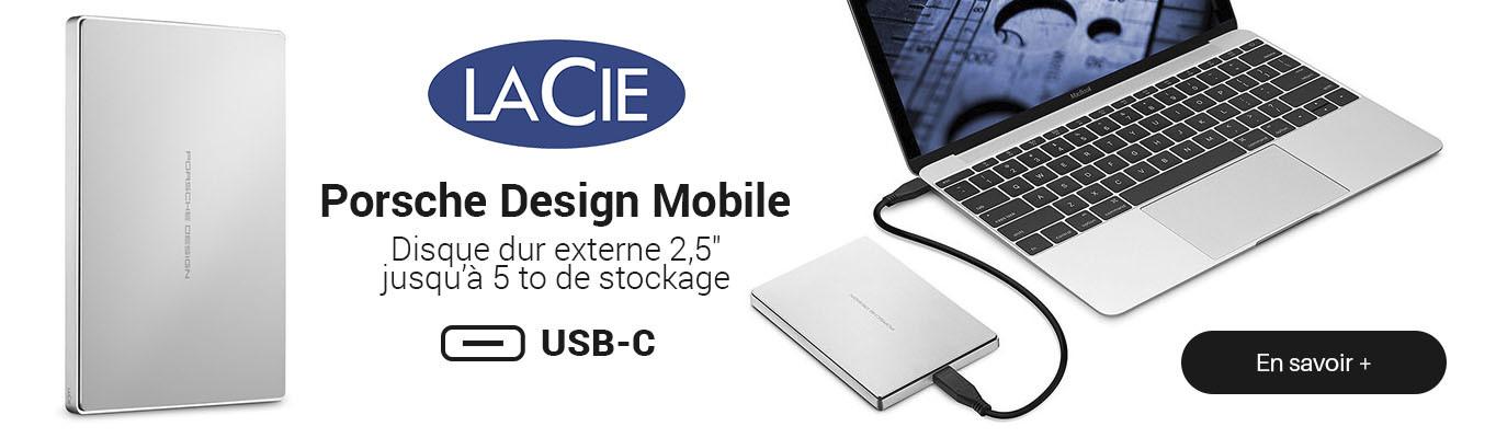 LaCie USC-C