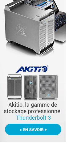 Akitio thunderbolt 3