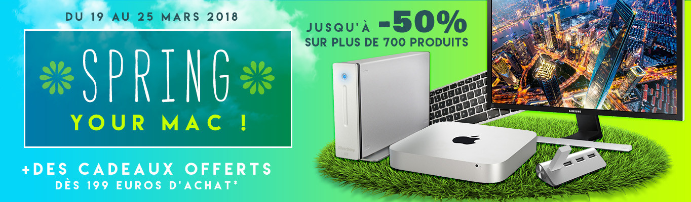 Spring Your Mac