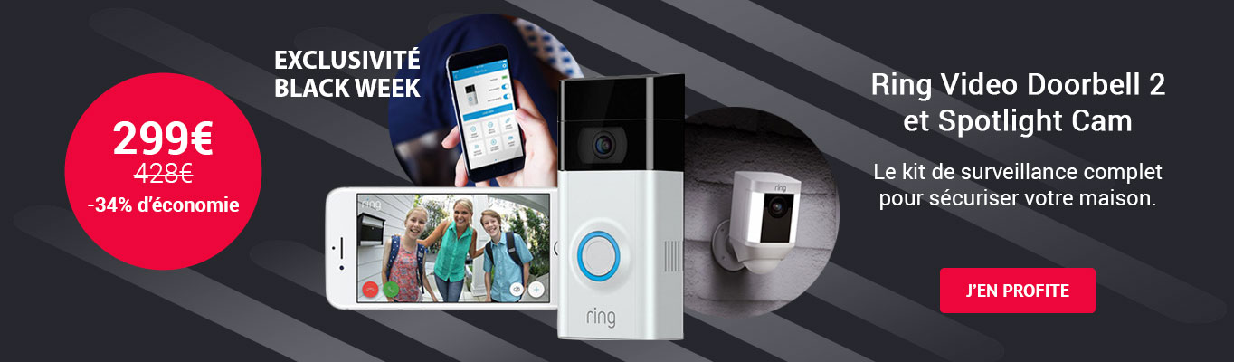 Kit surveillance ring