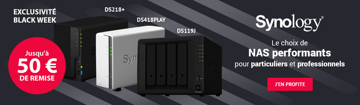 Synology bw special