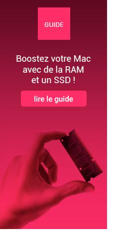 Mémoire menu