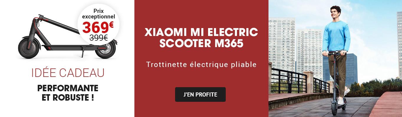 Xiaomi trottinette