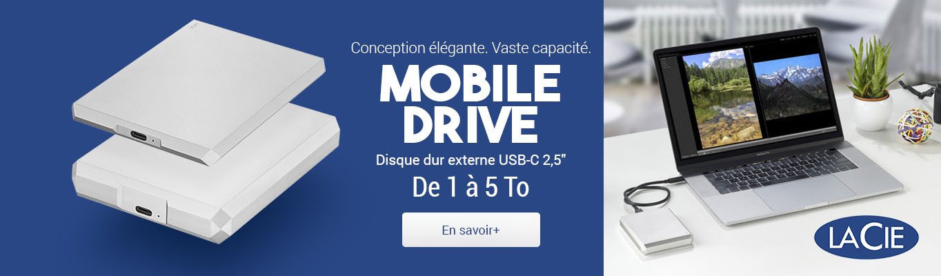 LaCie Mobile Drive