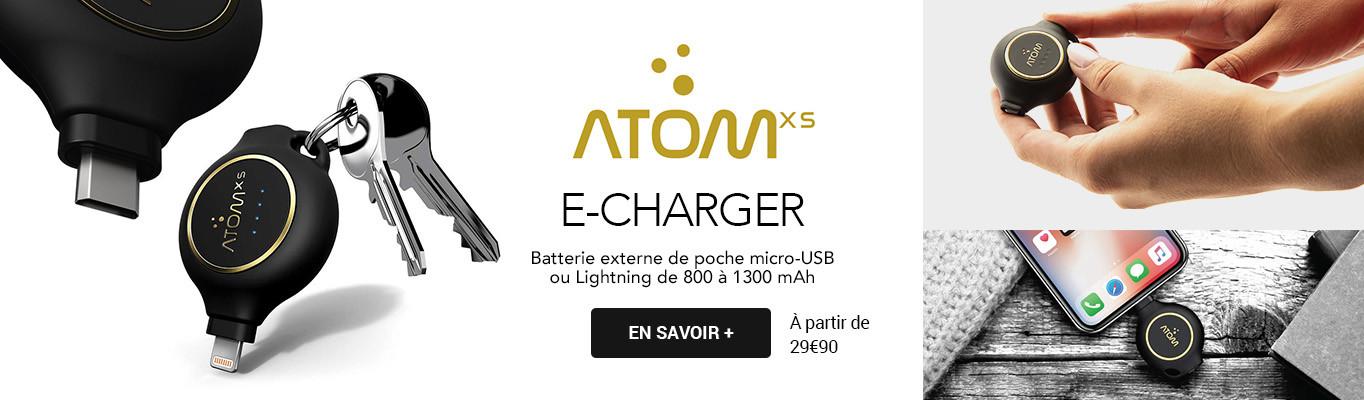 AtomXs E-charger