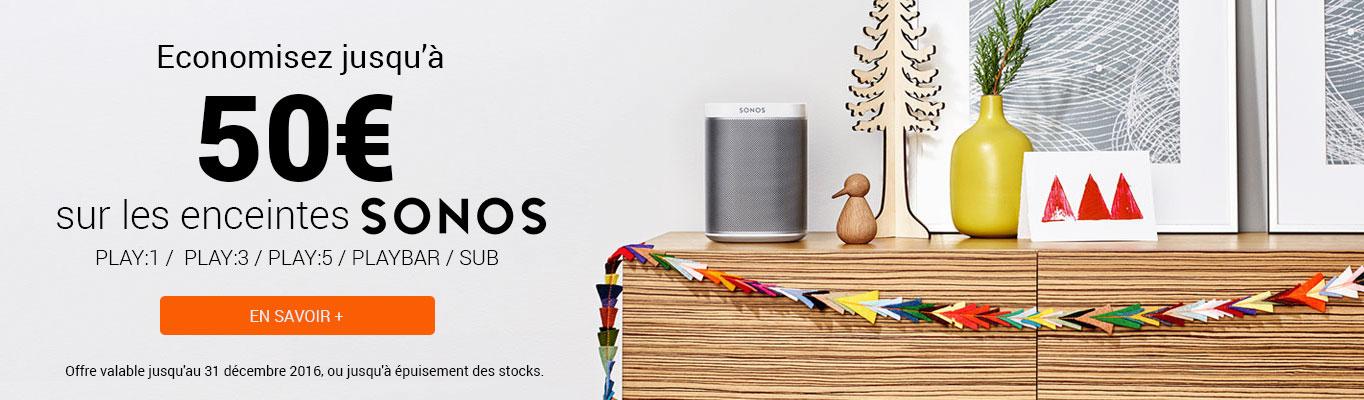 Offres Sonos