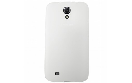 Aperçu 0: Mocca coque gel frost blanche pour Samsung Galaxy Mega I9200