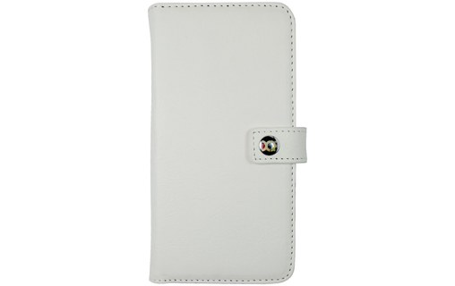 Aperçu 0: Etui folio XQISIT WalletCase cuir iPhone 6 blanc