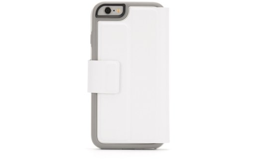 Aperçu 1: Etui Folio Griffin Identity Wallet blanc pour Apple iPhone 6