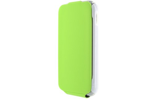 Aperçu 2: Etui coque vert made in France pour Samsung Galaxy Y S5360