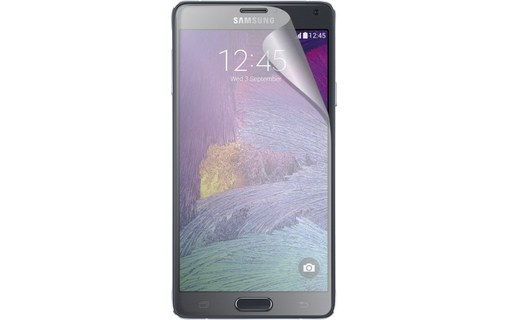 Aperçu 0: Lot de 2 protège-écrans transparents pourSamsung Galaxy Note 4 N910