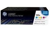 Achat HP LaserJet 125A Toner Laser Multipack 3 Couleurs