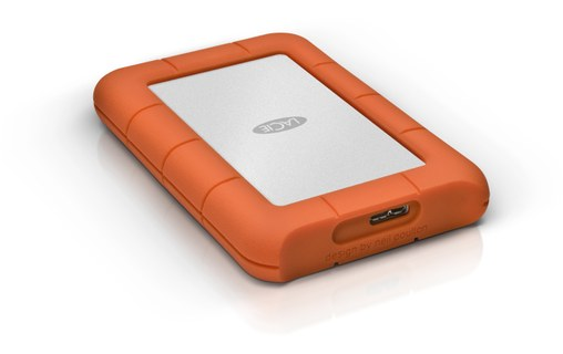"Aperçu 5: LaCie Rugged Mini 1 To - Disque dur externe 2,5"" USB 3.0"