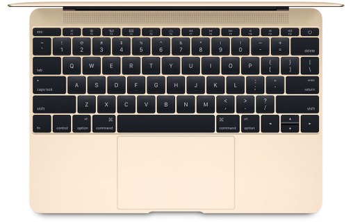"Aperçu 3: MacBook 12"" Or Retina Core m5 bicoeur 1,2 GHz 8 Go 512 Go"