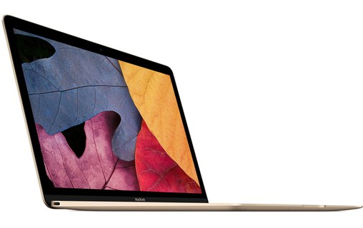 "Aperçu 4: MacBook 12"" Or Retina Core m5 bicoeur 1,2 GHz 8 Go 512 Go"