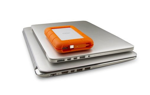 "Aperçu 4: LaCie Rugged Thunderbolt 1 To - Disque dur externe 2,5"" Thunderbolt/USB 3.0"