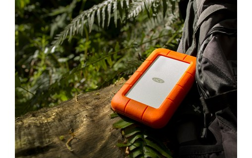 "Aperçu 5: LaCie Rugged Thunderbolt 2 To - Disque dur externe 2,5"" Thunderbolt/USB 3.0"