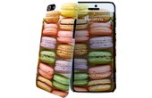 Achat i-Paint Hard Case + Skin Macarons - Coque de protection + film pour iPhone 6/6s