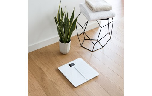 Aperçu 5: Withings Body Cardio Blanche - Balance connectée Wi-Fi/Bluetooth