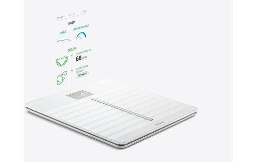 Aperçu 8: Withings Body Cardio Noire - Balance connectée Wi-Fi/Bluetooth