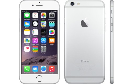 Aperçu 0: Apple iPhone 6 64Go Argent