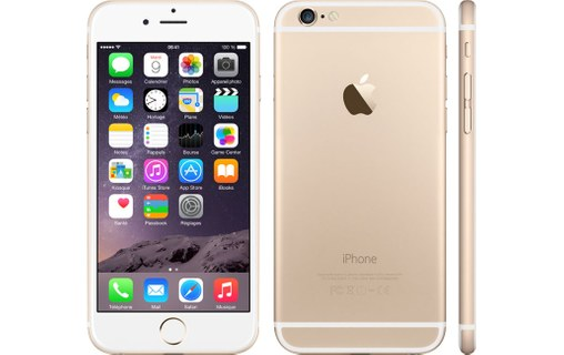 Aperçu 0: Apple iPhone 6 Plus 16 Go Or