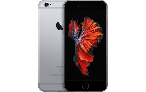 Aperçu 0: Apple iPhone 6s 16 Go Gris Sidéral