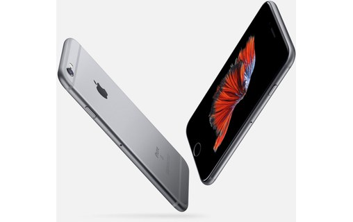 Aperçu 1: Apple iPhone 6s Plus 16 Go Gris Sidéral