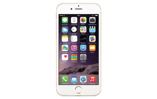 Aperçu 2: Apple iPhone 6 128Go Or