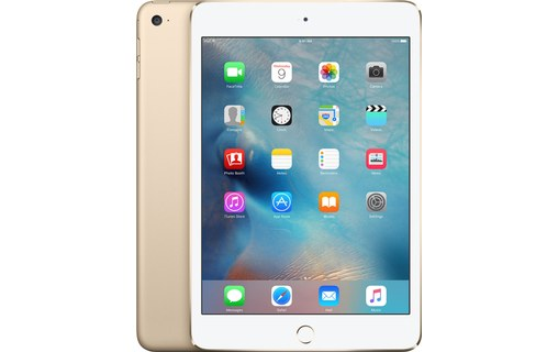 Aperçu 0: Apple iPad mini 4 Wi-Fi 128 Go Or