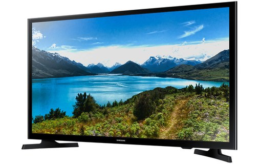 "Aperçu 1: Samsung UE32J4000AW 32"" HD ready Black"
