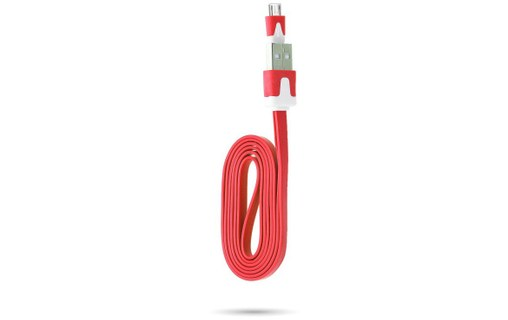 Aperçu 0: Cable Chargeur pour SAMSUNG Galaxy Grand Prime USB / Micro USB Noodle Universell