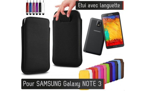 Aperçu 0: Etui Pull up Samsung Galaxy Note 3 - VERT