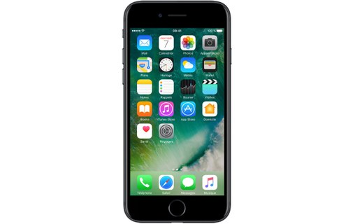 Aperçu 0: Apple iPhone 7 32 Go Noir