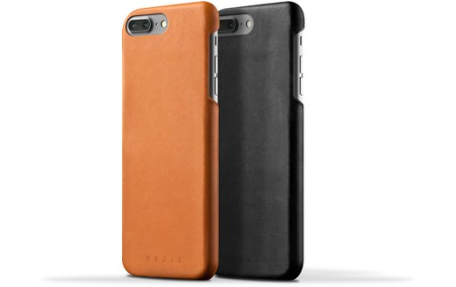 Aperçu 2: Mujjo Leather Case Noir - Coque pour iPhone 7 Plus