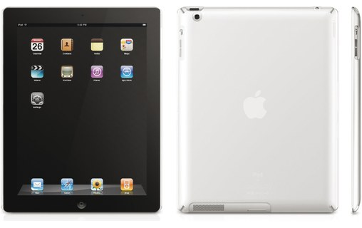 Aperçu 1: MacAlly Snap-on case Clear - Étui de protection pour iPad 2