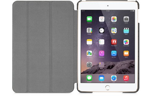 Aperçu 5: MacAlly Bookstand Gris - Étui de protection pour iPad mini 4