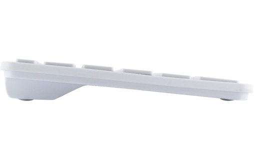 Aperçu 2: Mobility Lab Design Touch USB Blanc - Clavier AZERTY USB Mac