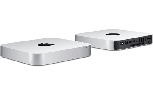 Aperçu 2: Mac mini i5 bicoeur 2,6 GHz 8 Go 1 To Iris Graphics