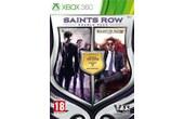 Achat Saints Row Double Pack Xbox 360