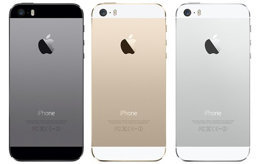 Aperçu 1: Apple iPhone 5s 16Go 4G Argent