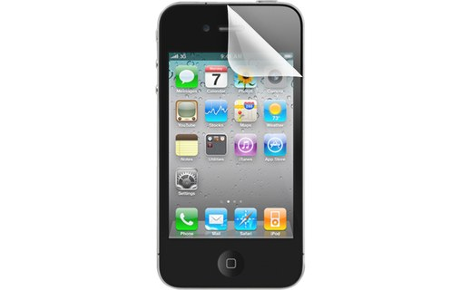Aperçu 0: ScreenGuardz HD pour iPhone 4/4S - film de protection