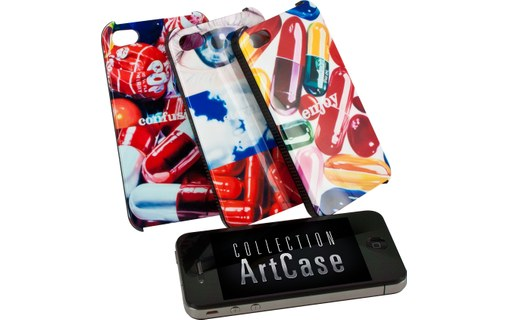 Aperçu 1: Novodio ArtCase Eternity - Coque de protection pour iPhone 4 / 4S