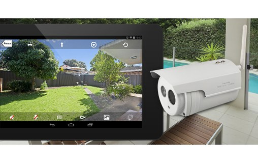Aperçu 4: Pack Surveillance Premium Novodio - SmartCam HD Outdoor + Dome + HD+
