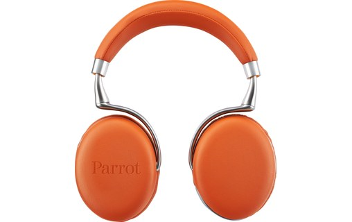 Aperçu 1: Parrot ZiK 2.0 by Philippe Starck Orange - Casque audio Bluetooth