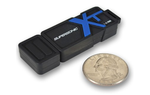 Aperçu 2: Patriot Supersonic Boost XT clé USB 3.0 16 Go