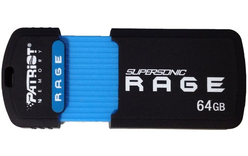 Aperçu 1: Patriot Supersonic Rage XT 64 Go USB 3.0
