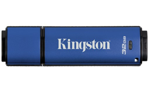 Aperçu 3: Kingston Technology DataTraveler Vault Privacy 3.0 32GB 32Go USB 3.0 Bleu lecteu